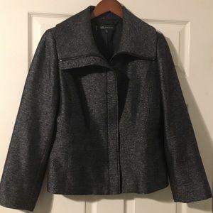 Anne Klein Black Blazer Size 4P